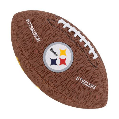 Bola de Futebol Americano Pro Wilson - Pittsburgh Steelers