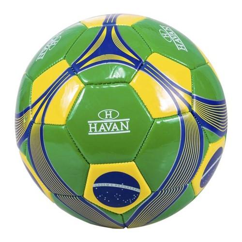 Bola de Futebol Brasil F14S5 Havan Verde