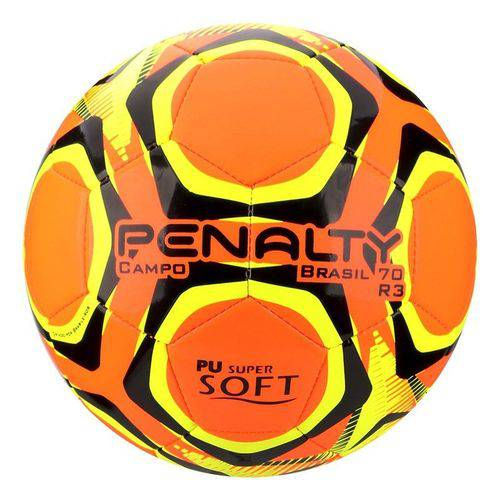 Bola de Futebol Campo Penalty Brasil 70 R3 Ix