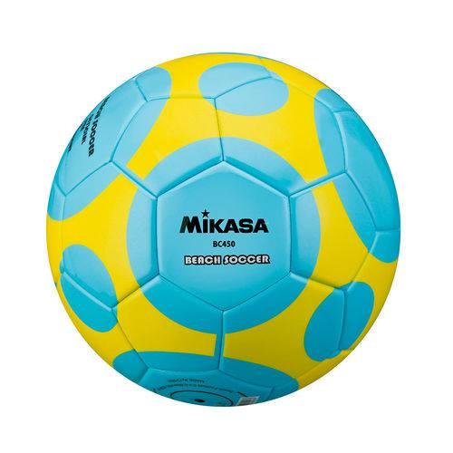 Bola de Futebol de Areia BC450 Mikasa