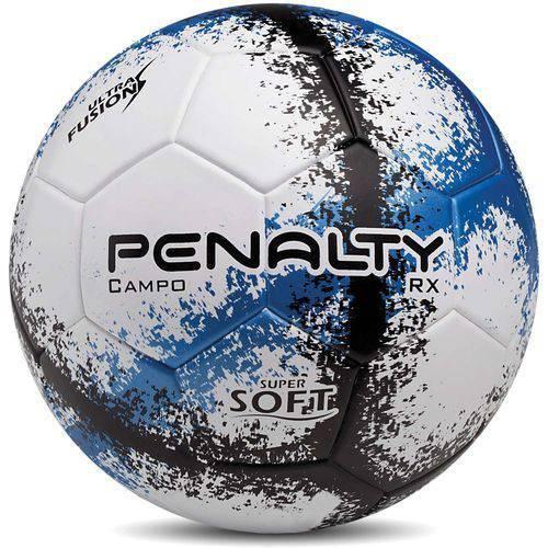 Bola de Futebol de Campo Rx R3 Bc-Az-Pt Penalty
