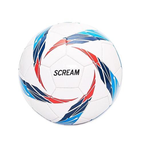 Bola de Futebol Scream N5 Vermelho Vermelho