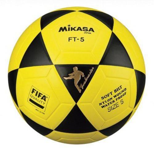 Bola de Futevôlei Mikasa FT-5BKY FIFA