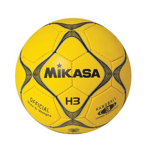 Bola de Handball H3 Mikasa Amarela
