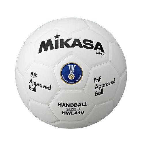 Bola de Handball Hwl410 Branca Mikasa