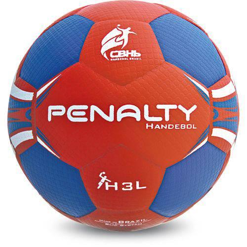 Bola de Handebol Hand Grip H3l Masc. S/c Az-vm Penalty Unidade