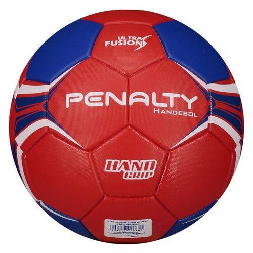 Bola de Handebol H3L Ultra Fusion VII Penalty - Vermelho/Azul