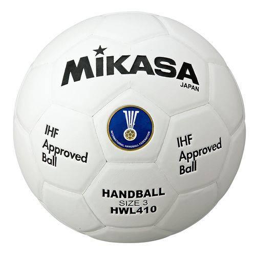 Bola de Handebol HWL410 Mikasa - Branca