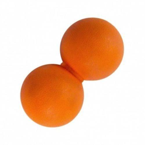 Bola de Massagem Amendoim - 14x6,5cm Liveup