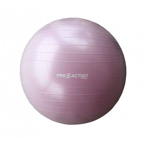 Bola de Pilates 65cm Proaction C/ Bomba