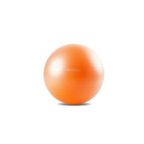 Bola de Pilates e Exercícos Laranja 55CM Hidrolight FL13A