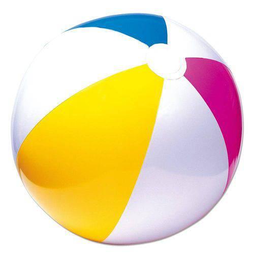 Bola de Praia Colorida - Intex