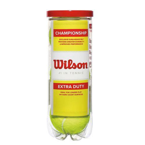 Bola de Tênis/Padel Wilson Championship Tubo 3 Bolas