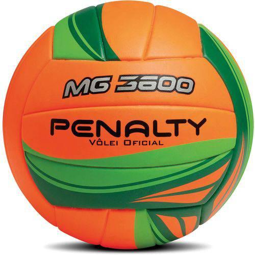Bola de Volei Oficial Cbv Mg 3600 Ultra Fusi Penalty Unidade