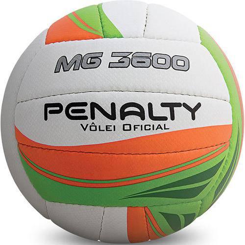 Bola de Vôlei Oficial PVC MG 3600 Penalty