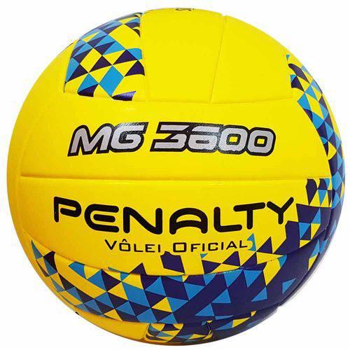 Bola de Vôlei Penalty Oficial Mg 3600 Ultra Fusion Amarela