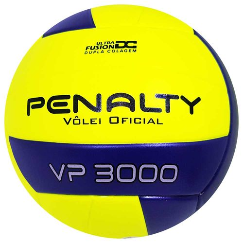 Bola de Vôlei Penalty Oficial VP3000 Amarela 1028908