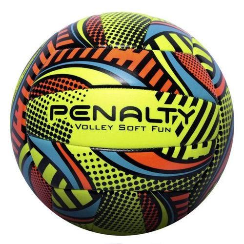 Bola de Vôlei - Soft Fun Viii - Penalty