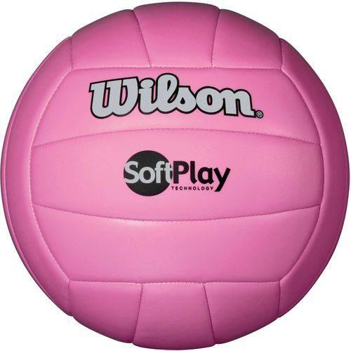 Bola de Volei Soft Play Rosa Wilson