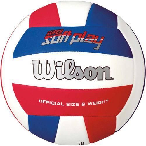Bola de Vôlei Super Soft Play Wilson