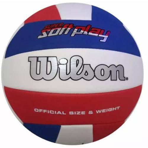 Bola de Vôlei Super Soft Play - Wilson