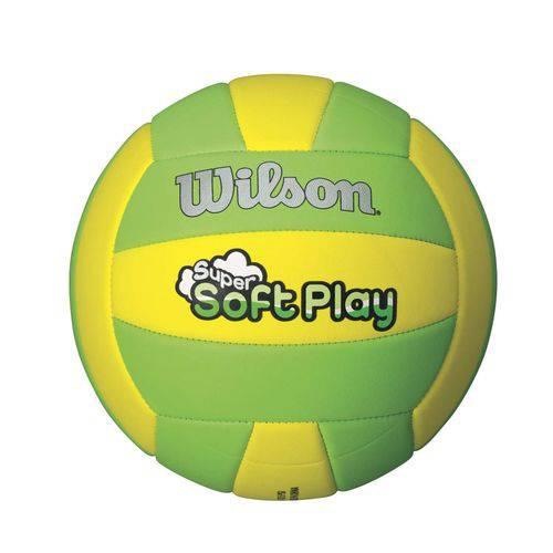 Bola de Volei SUPER SOFT PLAY - Wilson