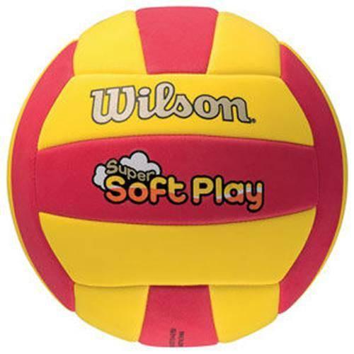 Bola de Voleibol Wilson Super Soft Play WTH3509XB