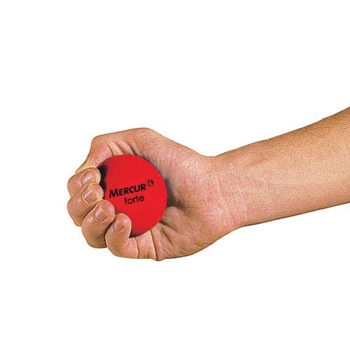 Bola Fisiobol Forte Vermelha Bc0140 Mercur