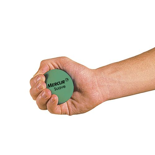Bola Fisiobol Suave Verde Bc0140 Mercur