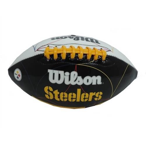 Bola Futebol Americano Wilson Nfl Steelers Pittsburgh