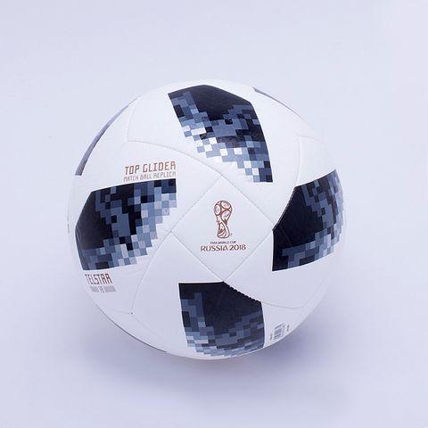 Bola Futebol Campo Adidas Top Glider Copa do Mundo Rússia 2018 Único