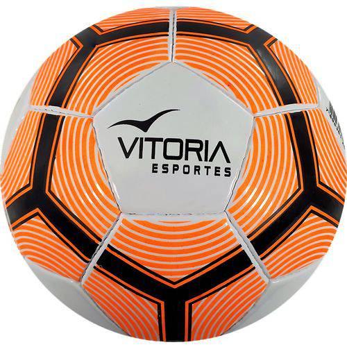 Bola Futebol de Campo Oficial Vitoria Costurada a Mão Mx 600