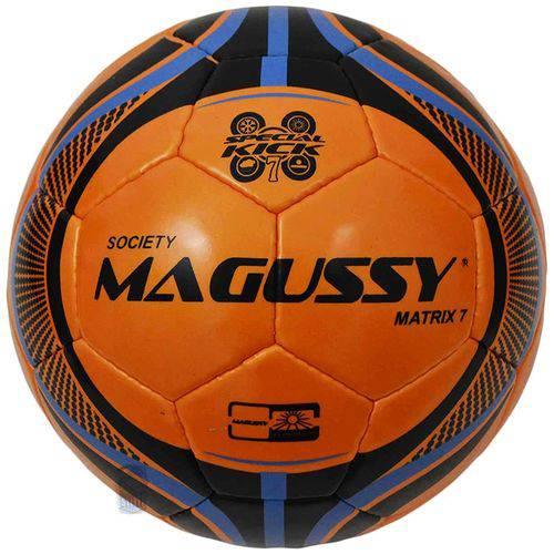 Bola Futebol Society Matrix 7 Magussy