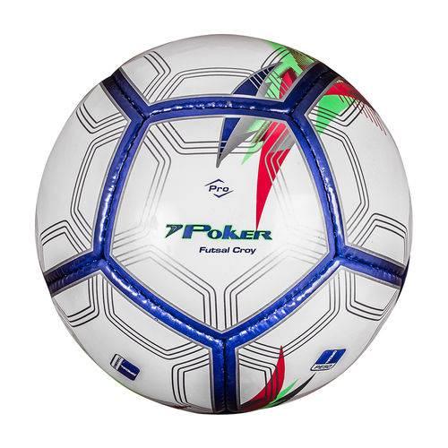 Bola Futsal Croy Prime 12 Gomos Poker