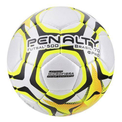 Bola Futsal Penalty Brasil 70 500 Pró Ix