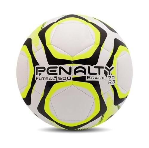BOLA FUTSAL PENALTY BRASIL 70 500 R3 IX - Compre Agora | Radan Esportes
