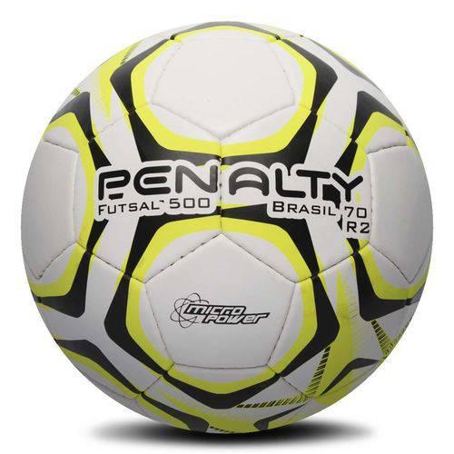 Bola Futsal Penalty Brasil 70 500 R2 IX