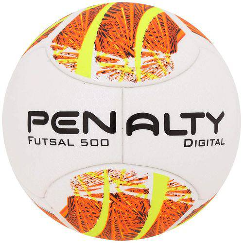 Bola Futsal Penalty Digital 500 Termotec V