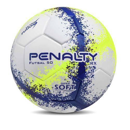 Bola Futsal Penalty Infantil RX 50 R3 FUSION VIII