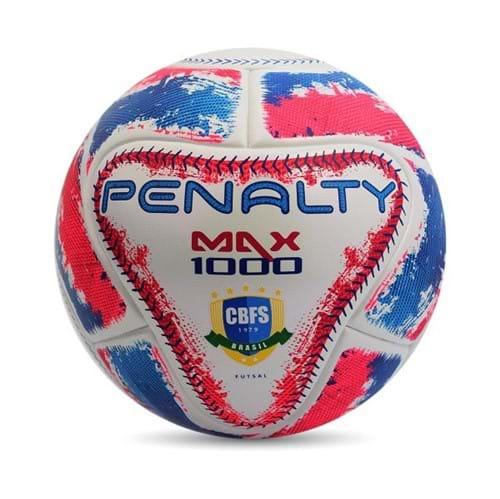 BOLA FUTSAL PENALTY MAX 1000 9 - Compre Agora   Radan Esportes