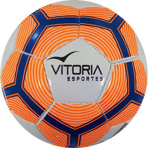 Bola Futsal Vitoria Oficial Costurada Mão Mx510 Profissional