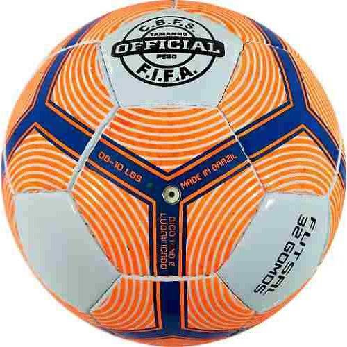 Bola Futsal Vitória Oficial Costurada Mão Mx510 Profissional