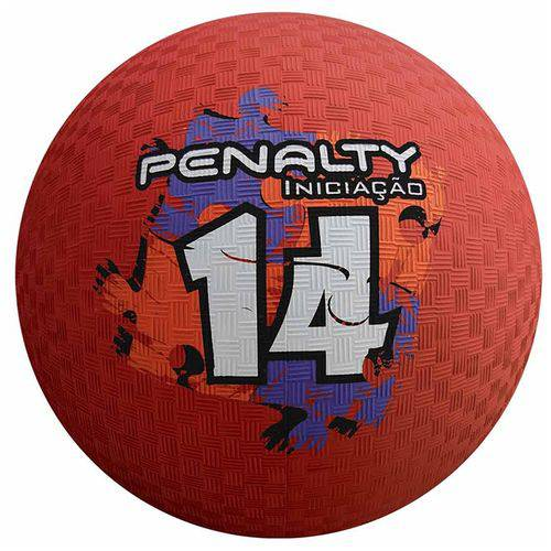 Bola Iniciação de Borracha T14 Penalty
