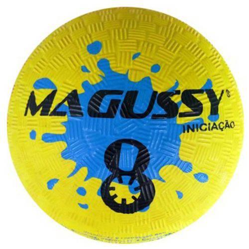 Bola Magussy Iniciação de Borracha N°8