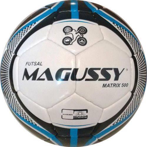 Bola Magussy Matrix 500 Pu Uv Protection Futsal