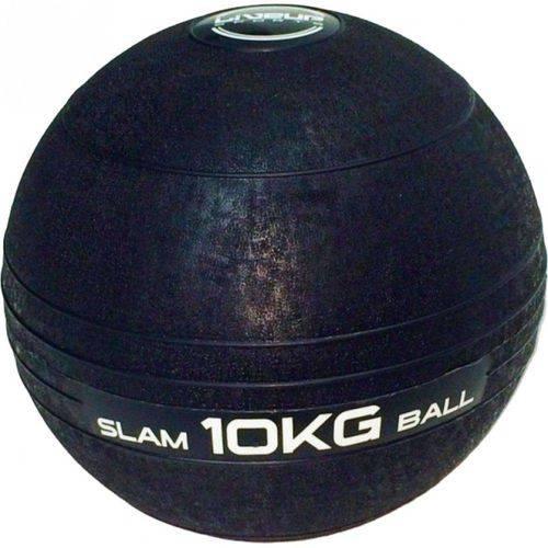 Bola Medicine Slam Ball para Crossfit 10 Kg Liveup Ls3004-10