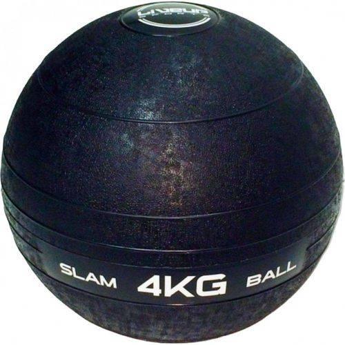 Bola Medicine Slam Ball para Crossfit 4 Kg Liveup Ls3004-4