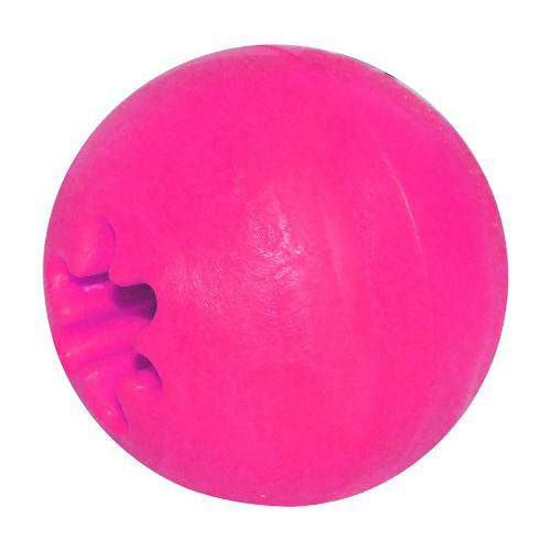 Bola para Cães com Dispositivo Porta Petiscos