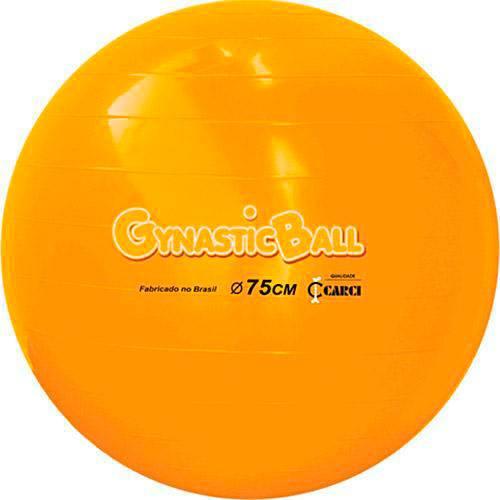 Bola para Pilates Gynastic Ball 75 Cm - Carci