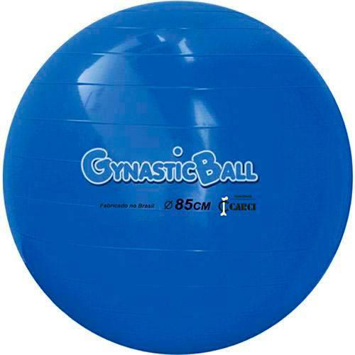 Bola para Pilates Gynastic Ball 85 Cm - Carci